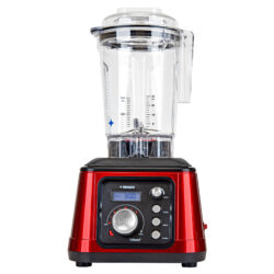 Tribest® Dynapro® Commercial High-Speed Blender DPS-2200RD-B (Red)