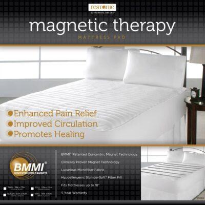 BIOFlex Magnetic Therapy Twin Mattress Pad by Restonic