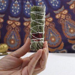 Botanical Letting Go Smudge Stick