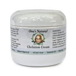 Ona's Natural Chelation Cream, 113mL