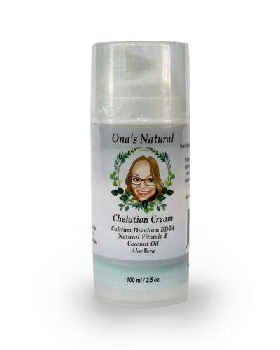 Ona's Chelation Cream, 100mL