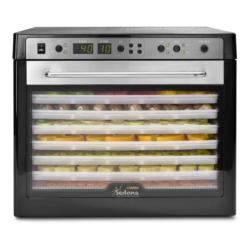 Tribest® Sedona® Combo Food Dehydrator with BPA-Free Plastic Trays, SD-P9150-B